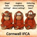 Cornish Sea Anglers tell Fishery Managers: Stop monkeying around!